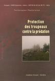 Laurent Garde - Protection des troupeaux contre la prédation.