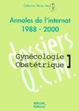 Laurent Gavard - Gynécologie Obstétrique. - Annales de l'internat 1988-2000.