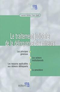 Accentsonline.fr Le traitement judiciaire de la délinquance des mineurs Image