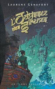 Laurent Genefort - L'Odyssée des Sirènes.