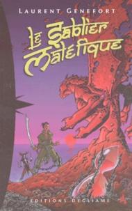 Laurent Genefort - .