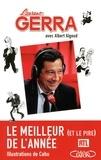 Laurent Gerra et Albert Algoud - Le meilleur (et le pire) de l'année - Textes de radio.