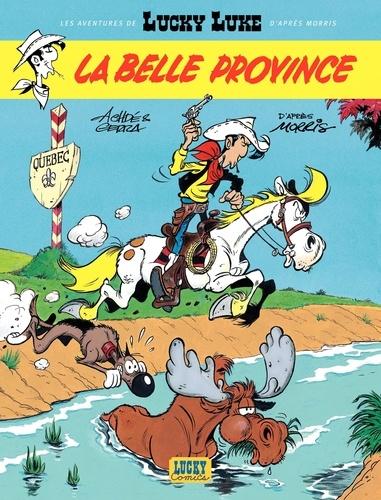 Les Aventures de Lucky Luke d'après Morris Tome 1 - La Belle Province - 9782884717403 - 5,99 €