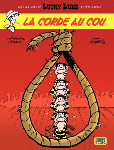 Les Aventures de Lucky Luke d'après Morris Tome 2 - La Corde au couLaurent Gerra Achdé - Format PDF - 9782884718981 - 5,99 €