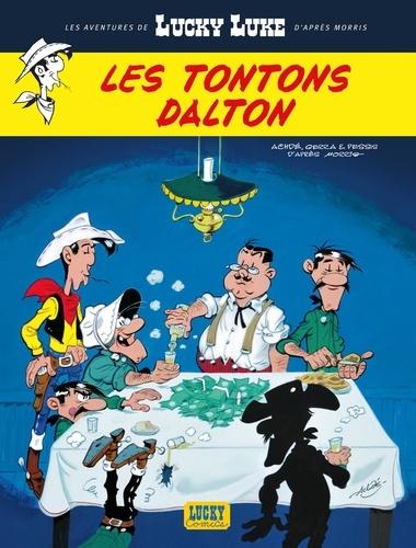 Les Aventures de Lucky Luke d'après Morris Tome 6 - Les tontons Dalton - 9782205167665 - 5,99 €