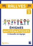 Laurent Giauffret - Enigmes mathématiques à résoudre en équipe Cycle 3. 1 Cédérom