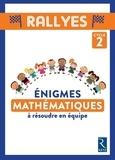 Laurent Giauffret - Enigmes mathématiques à résoudre en équipe Rallyes Cycle 2. 1 Cédérom