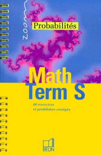 Laurent Givair - Math terminale S probabilités.