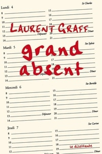 Laurent Graff - Grand Absent.