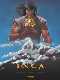 Laurent Granier et Laurent-Frédéric Bollée - Inca Tome 2 : La grotte du nautile.