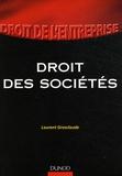 Laurent Grosclaude - Droit des sociétés.