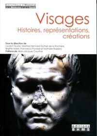 Laurent Guido - Visages. histoires, représentations, créations.