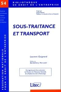 Sous-traitance et transport.pdf
