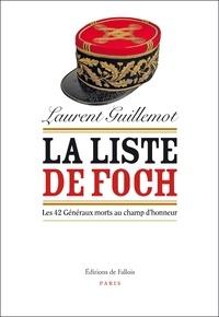 La liste de Foch - Les 42 généraux morts au champ dhonneur.pdf