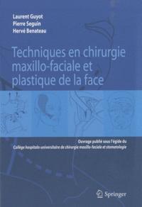 Techniques en chirurgie maxillo-faciale et plastique de la face.pdf