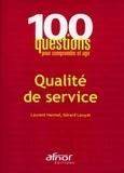 Laurent Hermel et Gérard Louyat - Qualité de service.