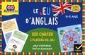Laurent Héron et Adrien Siroy - Le jeu d'anglais CM1-CM2 - 9-11 ans.