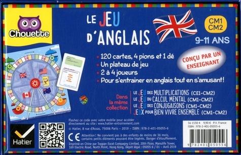 Le jeu d'anglais CM1-CM2