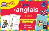 Laurent Héron - Le jeu d'anglais CP/CE2 - 5 jeux pour apprendre l'anglais en s'amusant !.