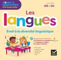 Laurent Héron - Les langues MS-GS - Eveil à la diversité linguistique. 1 Clé Usb