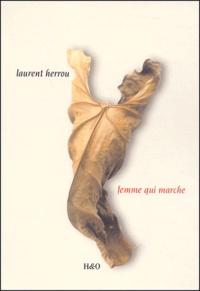 Laurent Herrou - Femme qui marche.
