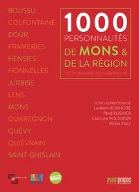 Satt2018.fr 1000 personnalités de Mons & de la région - Dictionnaire biographique Image