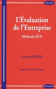 L'évaluation de l'entreprise- Méthode DCF - Laurent Inard |