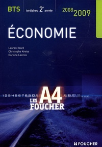 Laurent Izard et Christophe Kreiss - Economie BTS Tertiaires 2e année.