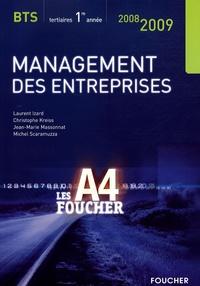 Laurent Izard et Christophe Kreiss - Management des entreprises BTS tertiaires 1e année.