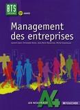 Laurent Izard et Christophe Kreiss - Management des entreprises BTS tertiaires 1re année.