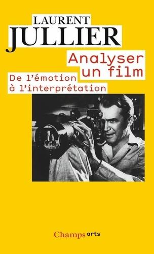 L'analyse de films. De l'émotion à l'interprétation