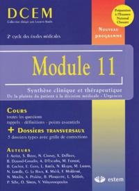 Birrascarampola.it Module 11 Synthèse clinique et thérapeutique - De la plainte du patient à la décision médicale - urgences Image