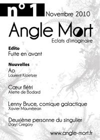 Laurent Kloetzer et Xavier Mauméjean - Angl Mort numéro 1.