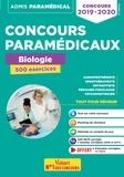 Laurent Laignier - Concours paramédicaux biologie - 500 exercices.