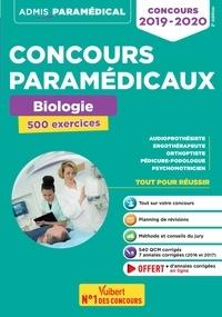 Concours paramédicaux biologie- 500 exercices - Laurent Laignier |