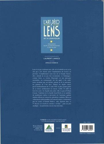 L'Art déco à Lens et à l'entour. Regards sur un patrimoine à révéler