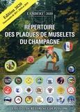 Laurent Lambert - Répertoire des plaques de muselets du champagne.