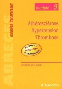 Laurent Larifla - Athérosclérose, hypertension, thrombose.