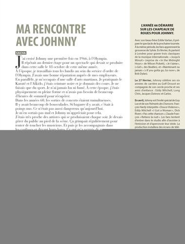 Johnny Hallyday et ses anges gardiens. La vérité enfin révélée
