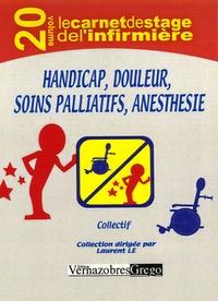 Laurent Le - Handicap, douleur, soins palliatifs, anesthésie.