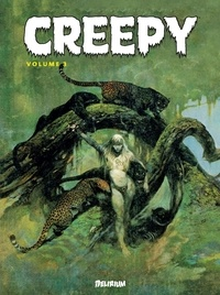 Laurent Lerner - Anthologie Creepy Tome 3 : .