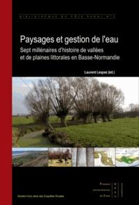 Deedr.fr Paysages et gestion de l'eau - Sept millénaires d'histoire de vallées et de plaines littorales en Basse-Normandie Image