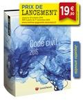 """Laurent Leveneur - Code civil - Jaquette """"Stohead"""" amovible."""