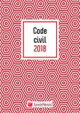 Laurent Leveneur - Code civil - Motif graphique. Avec livret comparatif de la réforme du droit des contrats.