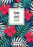 Laurent Leveneur - Code Civil - Jaquette hibiscus.