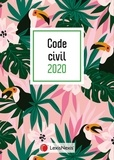 Laurent Leveneur - Code Civil - Jaquette toucan.