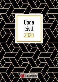 Laurent Leveneur - Code civil - Jaquette geometric.