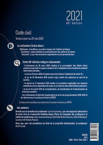 Code civil  Edition 2021