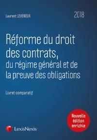 Birrascarampola.it Mode d'emploi de la réforme du droit des contrats, du régime général et de la preuve des obligations Image