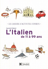 Laurent Libenzi - L'italien de 11 à 99 ans.